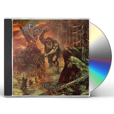 Manegarm VREDENS TID CD