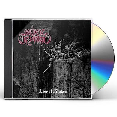 MORK GRYNING LIVE AT KRAKEN CD