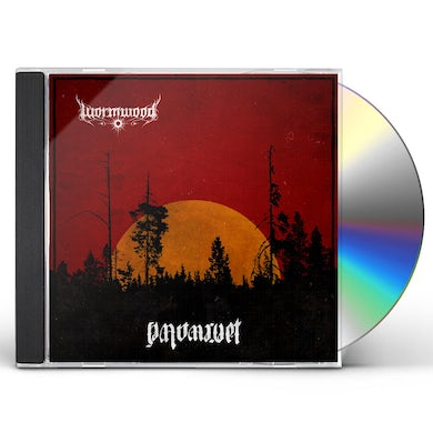 Wormwood NATTARVET CD