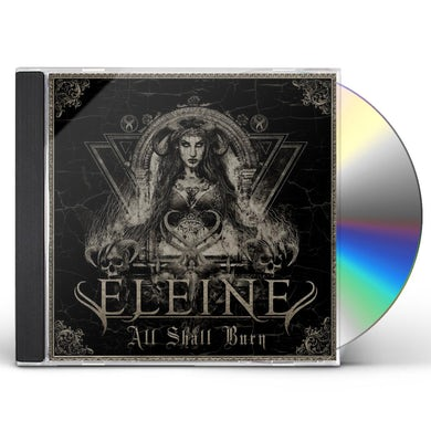 Eleine ALL SHALL BURN CD