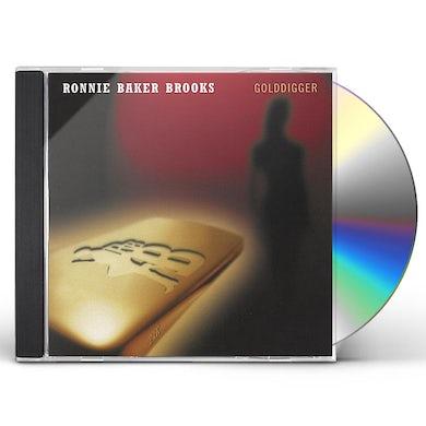 Ronnie Baker Brooks GOLDDIGGER CD