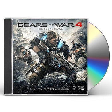 RAMIN DJAWADI GEARS OF WAR 4 / Original Soundtrack CD