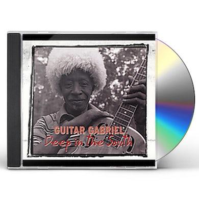 Guitar Gabriel DEEP IN THE SOUTH CD
