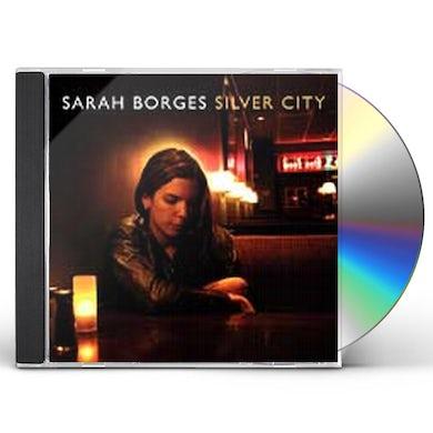 Sarah Borges SILVER CITY CD