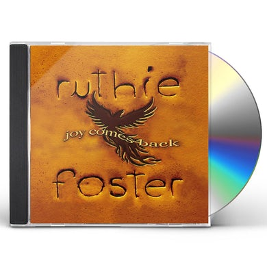 Ruthie Foster JOY COMES BACK CD
