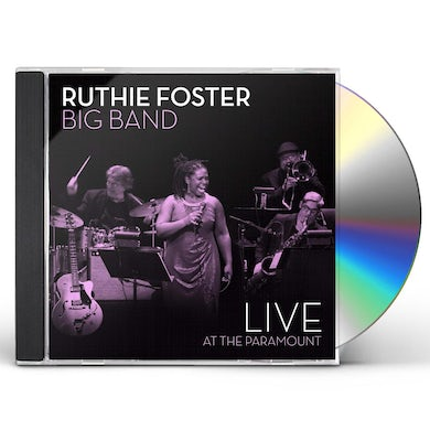 Ruthie Foster LIVE AT THE PARAMOUNT CD