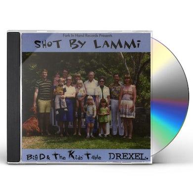 Big D & Kids Table SHOT BY LAMMI CD