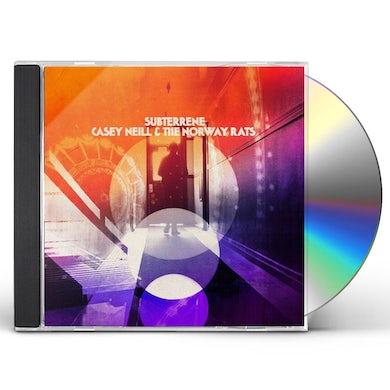 Casey Neill & Norway Rats SUBTERRENE CD