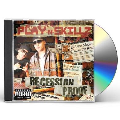 RECESSION PROOF CD