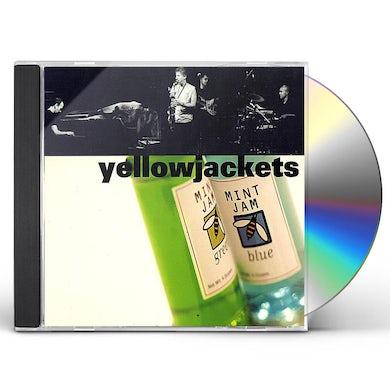 Yellowjackets MINT JAM CD