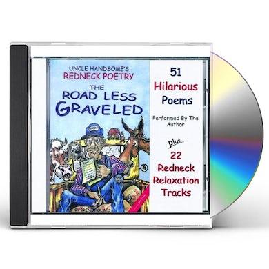 Brent Holmes ROAD LESS GRAVELED CD