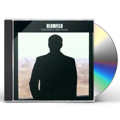 Blumfeld TESTAMENT DER ANGST CD