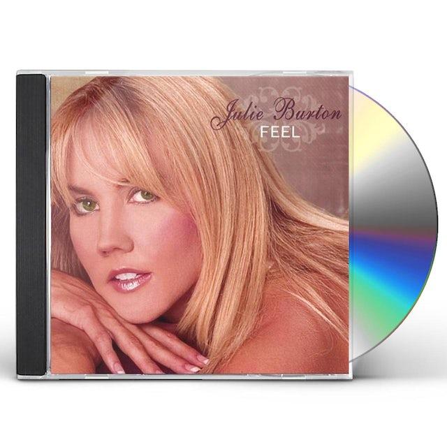 Julie Burton FEEL CD