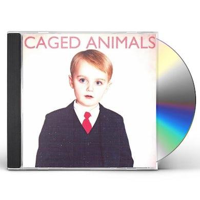 Caged Animals OVERNIGHT CORONER CD