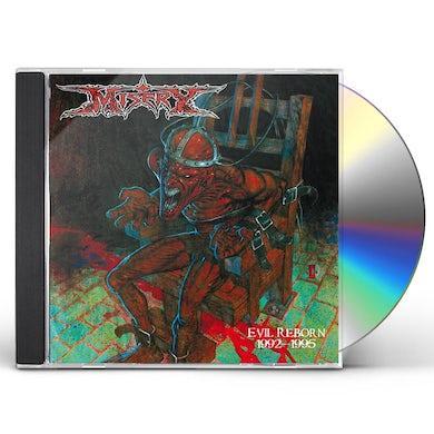 Misery EVIL REBORN (1992-95) CD