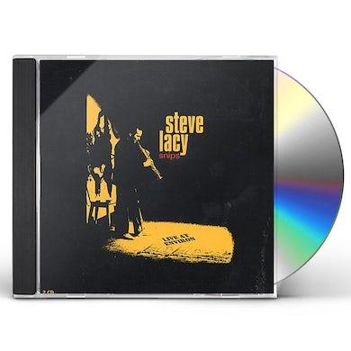 Steve Lacy SNIPS CD