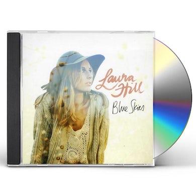 Laura Hill BLUE SKIES CD