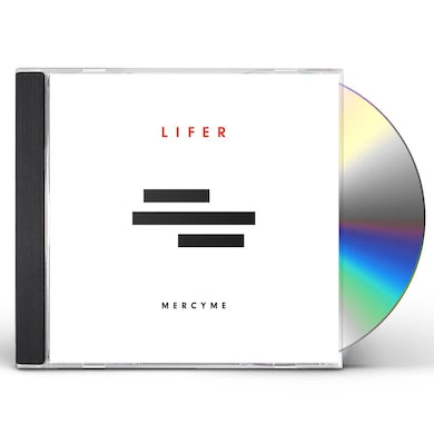 MercyMe LIFER CD