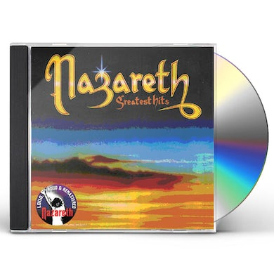 Nazareth GREATEST HITS CD