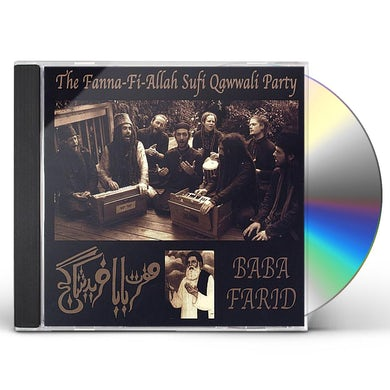 Fanna-Fi-Allah BABA FARID CD