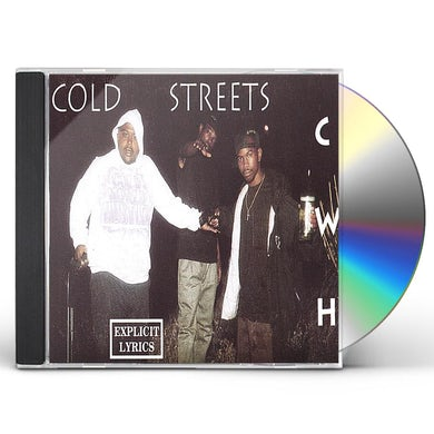 Cold World Hustlers COLD STREETS CD