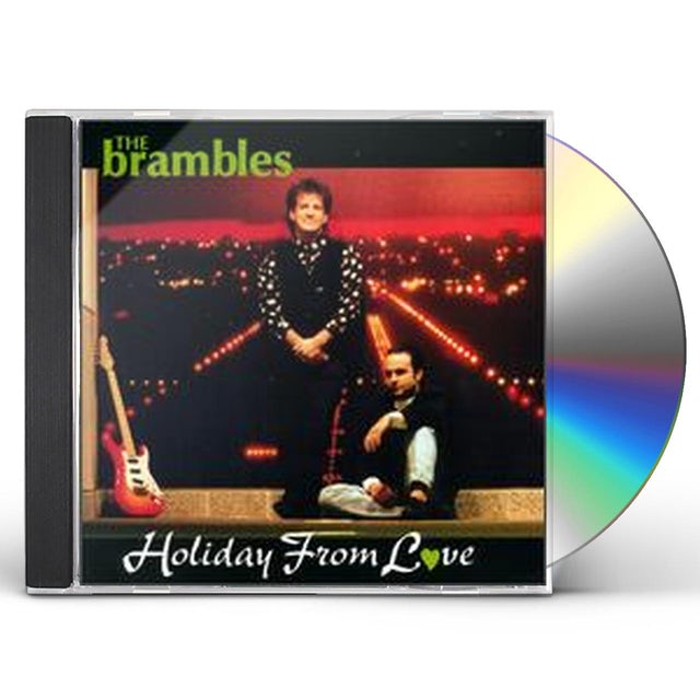 Brambles HOLIDAY FROM LOVE CD