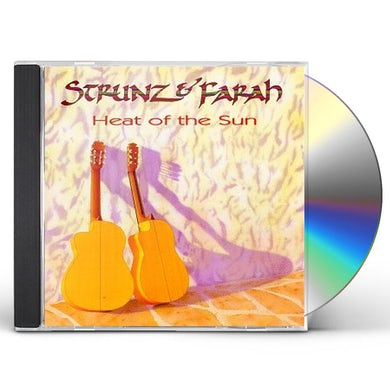 Strunz & Farah HEAT OF THE SUN CD