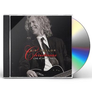 B.E. Taylor CHRISTMAS: LIVE AT HEINZ HALL CD