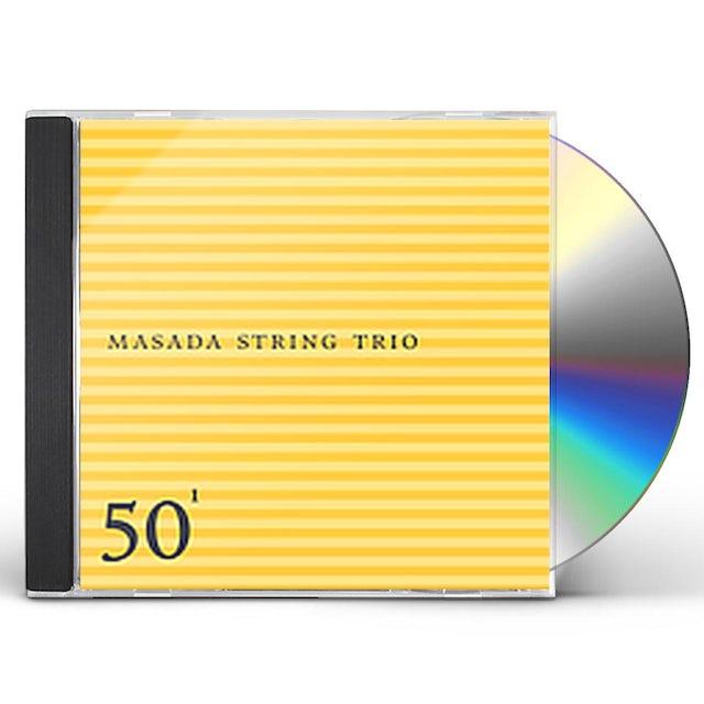 MASADA STRING TRIO: 50TH BIRTHDAY CELEBRATION 1 CD