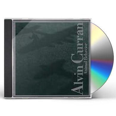 Alvin Curran ANIMAL BEHAVIOR CD