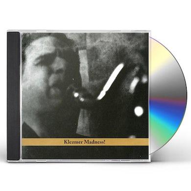 David Krakauer KLEZMER MADNESS CD