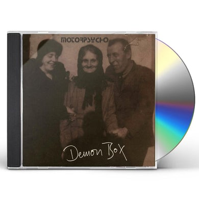 Motorpsycho DEMON BOX CD