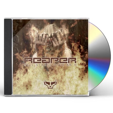 Reaper HELL STARS WITH AN H CD
