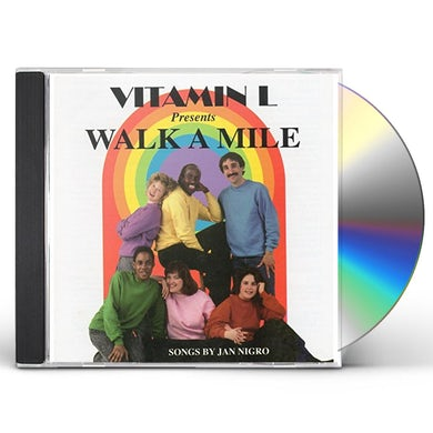 Vitamin L WALK A MILE CD