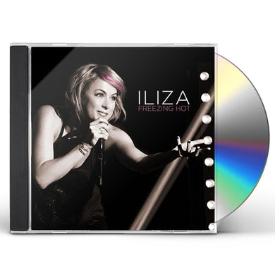 Iliza Shlesinger FREEZING HOT CD