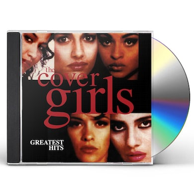 Cover Girls GREATEST HITS CD