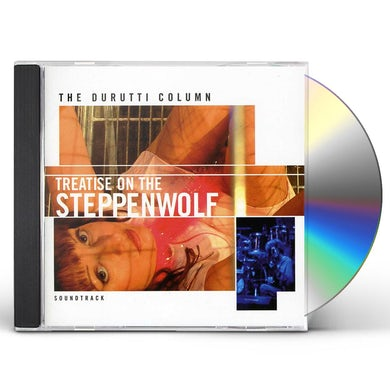 The Durutti Column TREATISE ON THE STEPPENWOLF CD