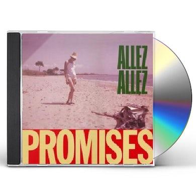 Allez Allez PROMISES & AFRICAN QUEEN CD
