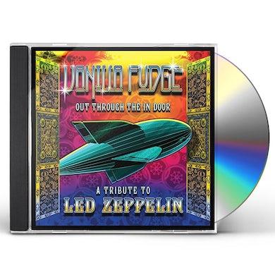Vanilla Fudge OUT THROUGH THE IN DOOR CD