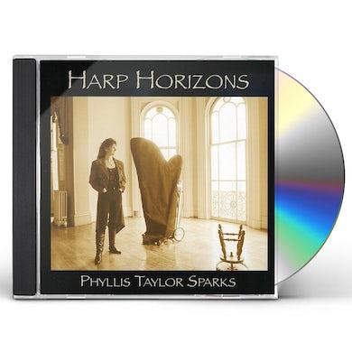 HARP HORIZONS CD