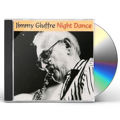 Jimmy Giuffre NIGHT DANCE CD