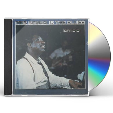 Otis Spann IS THE BLUES CD