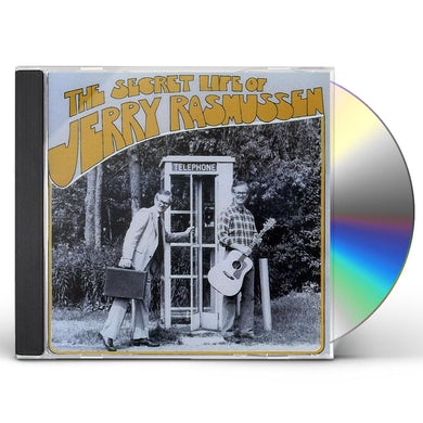 SECRET LIFE OF JERRY RASMUSSEN CD