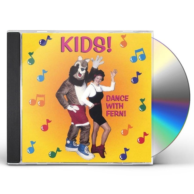 KIDS! DANCE WITH FERN! CD
