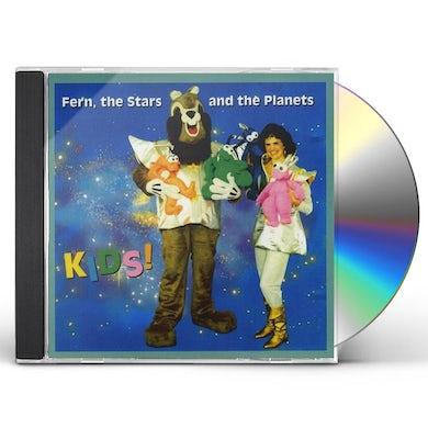 FERNTHE STARS & THE PLANETS CD