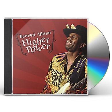 Bernard Allison HIGHER POWER CD