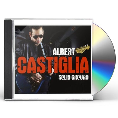 Albert Castiglia SOLID GROUND CD