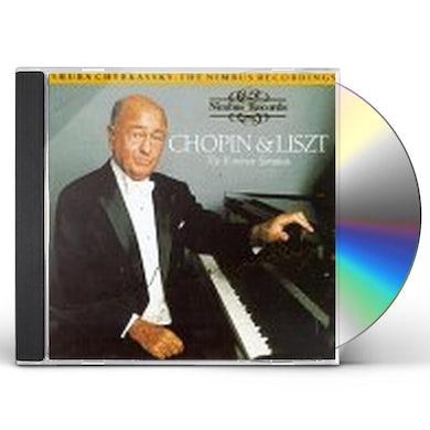 Shura Cherkassky PLAYS CHOPIN & LISZT CD
