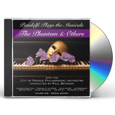 Emile Pandolfi PHANTOM & OTHERS 1 CD