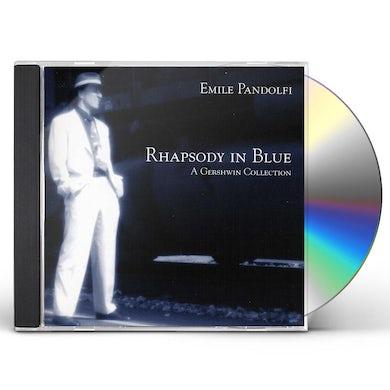 Emile Pandolfi RHAPSODY IN BLUE CD